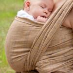 Babys tragen – aber wie?!