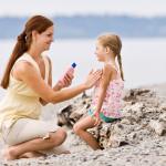 Sommer, Sonne, Sonnenbrand – Sonnenschutz für Kinder und Jugendliche