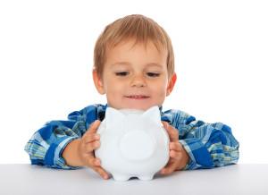 Taschengeld und taschengeldkonto für kinder finanzielle unabhängkeit