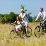 Radfahren mit Säuglingen und Kindern – Regeln und Radwege