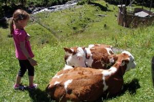 Gerade Stadtkinder lieben die unberührte Natur