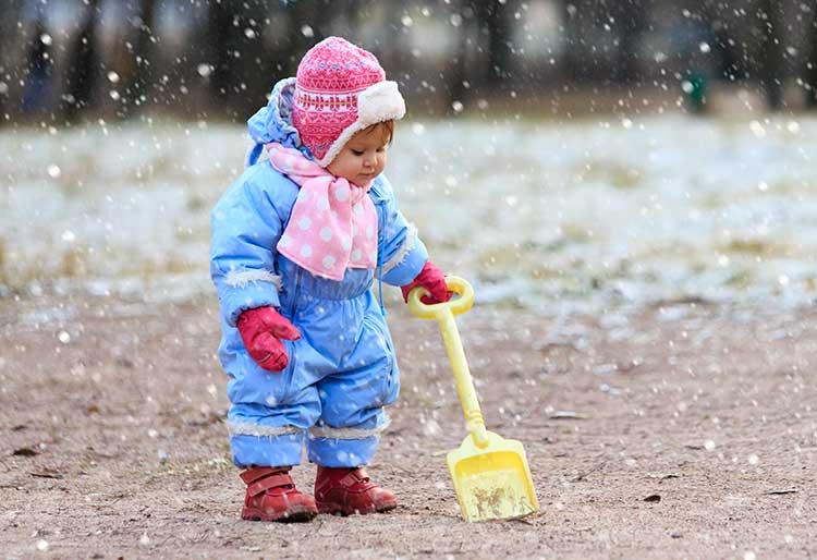 25a4c9cd669 Ratgeber  Die richtige Winterkleidung für Kinder