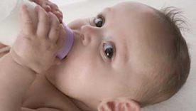 Was können Babys trinken?